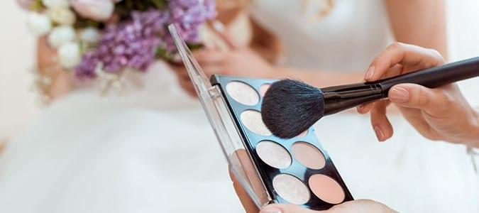 Makeup Set and Brush