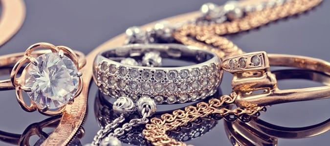 Wedding Dress Jewellery Header Image